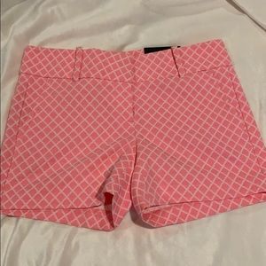 Ann Taylor Modern Fit City Shorts